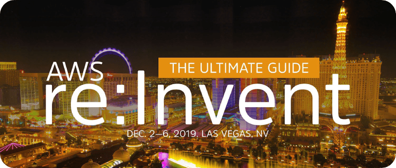 AWS re:Invent in Las Vegas