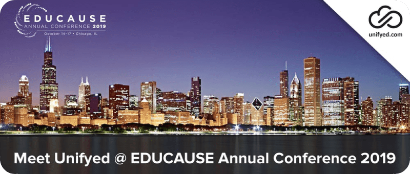 Educause conference in Chicago