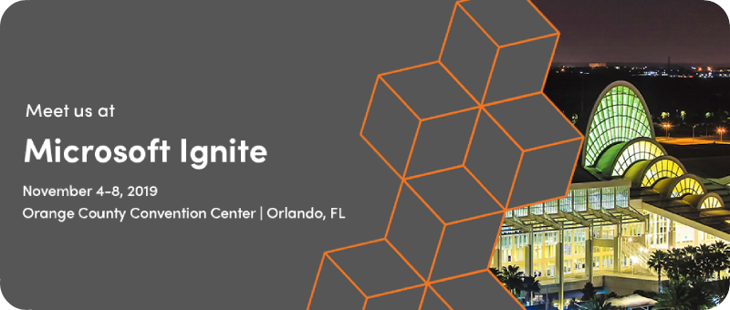 Microsoft Ignite in Orlando